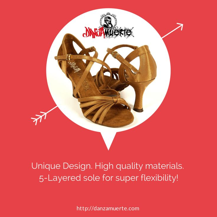 100% Handmade Latin Dance Shoes! SKU: pro - 1005 Check them out: http://danzamuerte.com/pin/pro-1005
