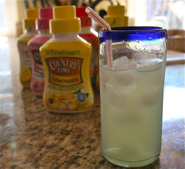 Celebrate National Lemonade Day With Fizzy Lemonade From Sodastream - Review