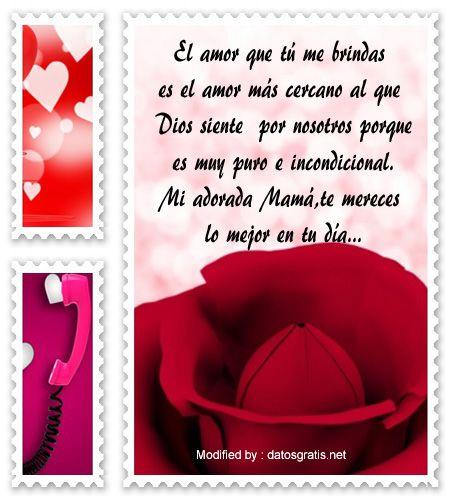 descargar mensajes bonitos para el dia de la Madre,mensajes de texto para el dia de la Madre: http://www.datosgratis.net/mensajes-por-el-dia-de-la-madre-para-tarjetas-de-felicitacion/