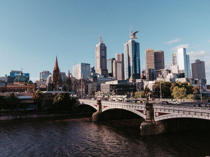 Melbourne, Australia (🇦🇺) - Pin by TicTacBoum ♡ [http://tictacboum.net/]