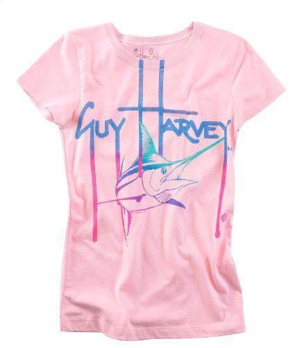 women's t-shirt by Guy Harvey