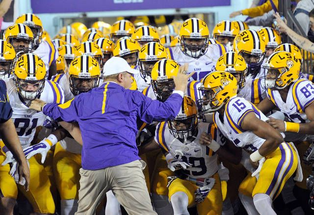 BATON ROUGE – The LSU football team added four early enrollees to its roster on Wednesday as the spring semester started here on the LSU campus.