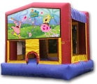Where to rent GAME INFLATABLE PANEL SPONGE B in Mentor OH, Cleveland Heights OH, Euclid OH, Parma OH, Northeast Ohio, & the Greater Cleveland area