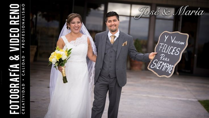 J&M Boda Highlights | DJI Osmo | DJI Phantom Drone | Reno Wedding - YouTube