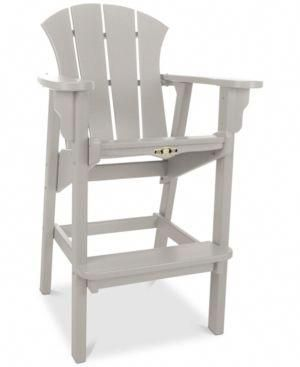 outdoor chair for elderly folding wood church chairs sunrise high dining quick ship gray counterheightchairs
