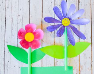 20 FUN ARTS AND CRAFTS PROJECTS TO CELEBRATE SPRING