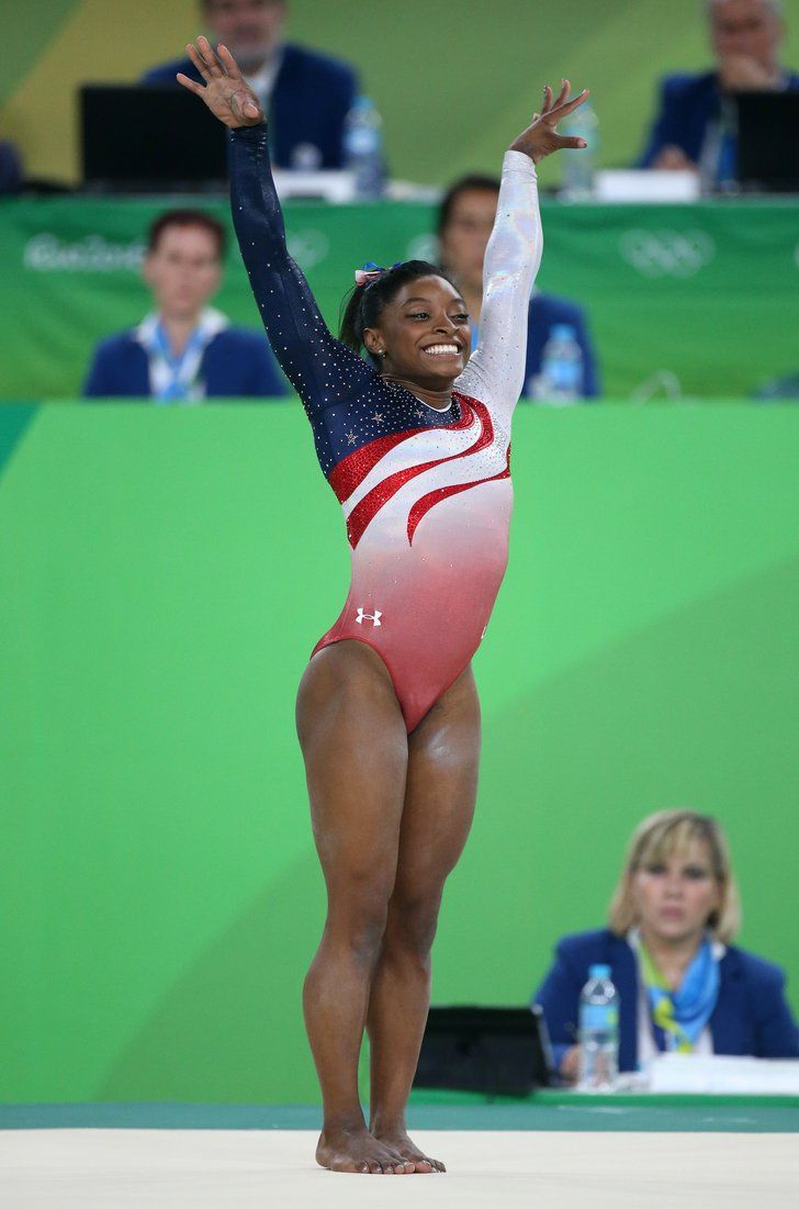 """""""That's Just My Simone"""" — Biles's Mom Talks About Raising an Olympic Champion"""