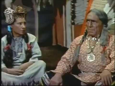 TOURO SENTADO, ÍNDIO HERÓICO - filme de faroeste/western com índios sioux