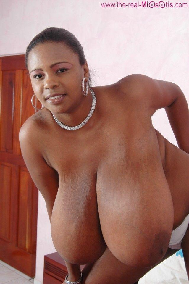 Black Hanging Tits 68