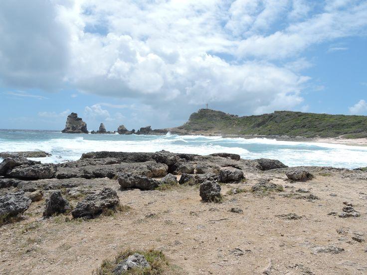 La pointe des #Châteaux. #Guadeloupe #Antilles #France
