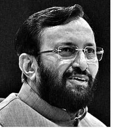 What carbon space have you given us, asks Javadekar