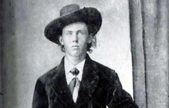 Real - Billy the Kid - ... JamesAZiegler.com
