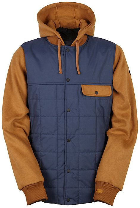 686 Parklan Bedwin Insulated Jacket - Men's Snowboard Jacket - Snowboard Gear Men's