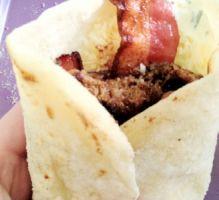 Recette - Wrap poulet bacon - Notée 4.2/5 par les internautes