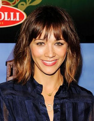 pictures of bob haircuts with highlights 155 best bangs fringe images on make up 5687