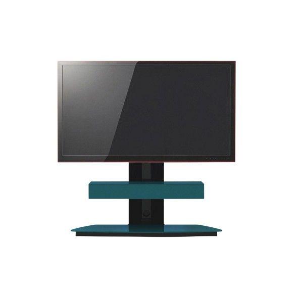 TV-ELEMENT in Petrol, Schwarz - Phonomöbel - Beimöbel - Wohn- & Esszimmer - Produkte