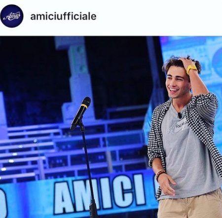Amici 2016 News Riccardo Marcuzzo denuncia lo scandalo