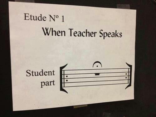 .Haha! More music humor.                                                       …