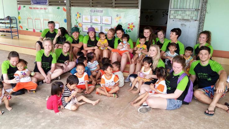 Memories that will last forever. #VietnamSchoolTours #Children