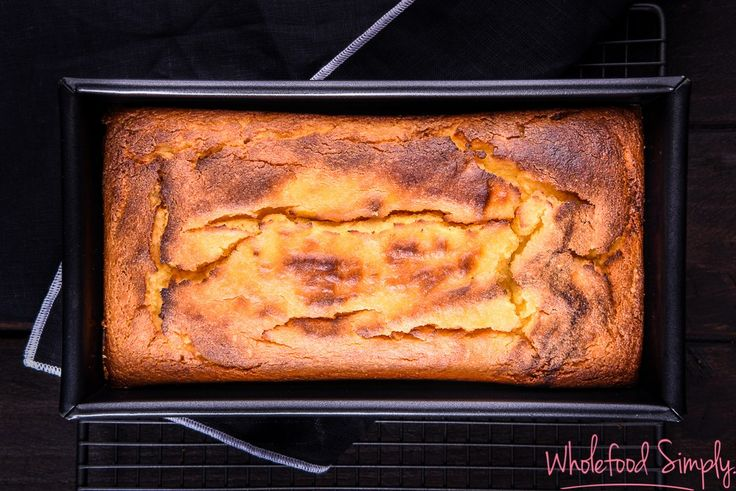 Coconut Bread.  Easy and delicious!  Free from gluten, grains, nuts and refined sugar.  Enjoy!