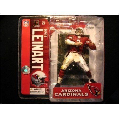 McFarlane Toys 6 NFL Series 13 - Matt Leinart, Red Jersey