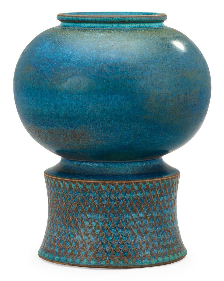 Stig Lindberg #ceramics #pottery