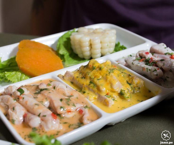 En Chorrrillos disfrutaras del mejor tiradito tres colores. chorrillos te recibe con lo mejor de su comida.