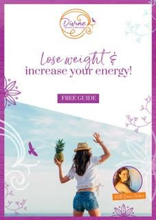 Wondering why diets never seem to work? Frustrated that you can't lose weight? This free guide is for you.  You'll learn 7 quick and easy ways to lose weight and improve your energy levels.