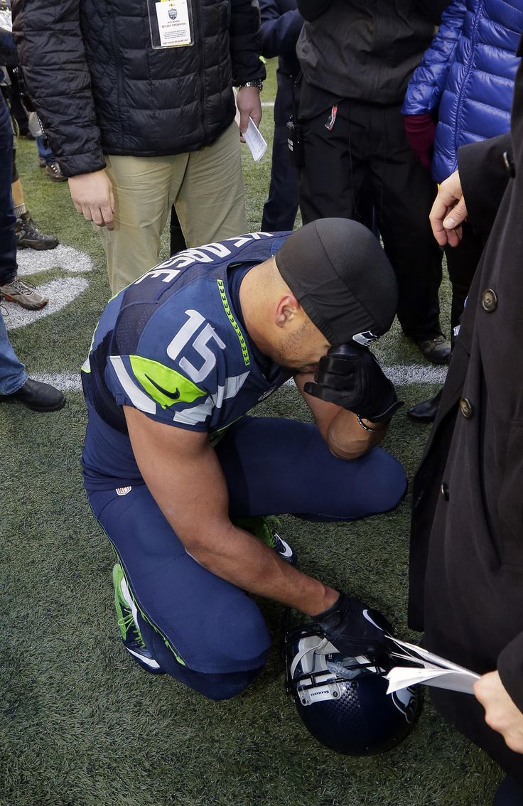 Seahawks Jermaine Kearse after his game winning TD. We're going to the Super Bowl again!!! #SuperBowlRePete