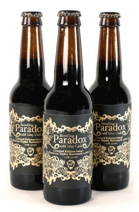 Paradox Labels by Johanna Basford