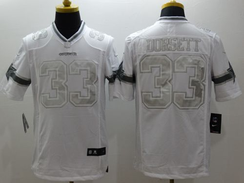 nike cowboys roger staubach white mens stitched nfl limited platinum jersey and falcons devonta freeman jersey