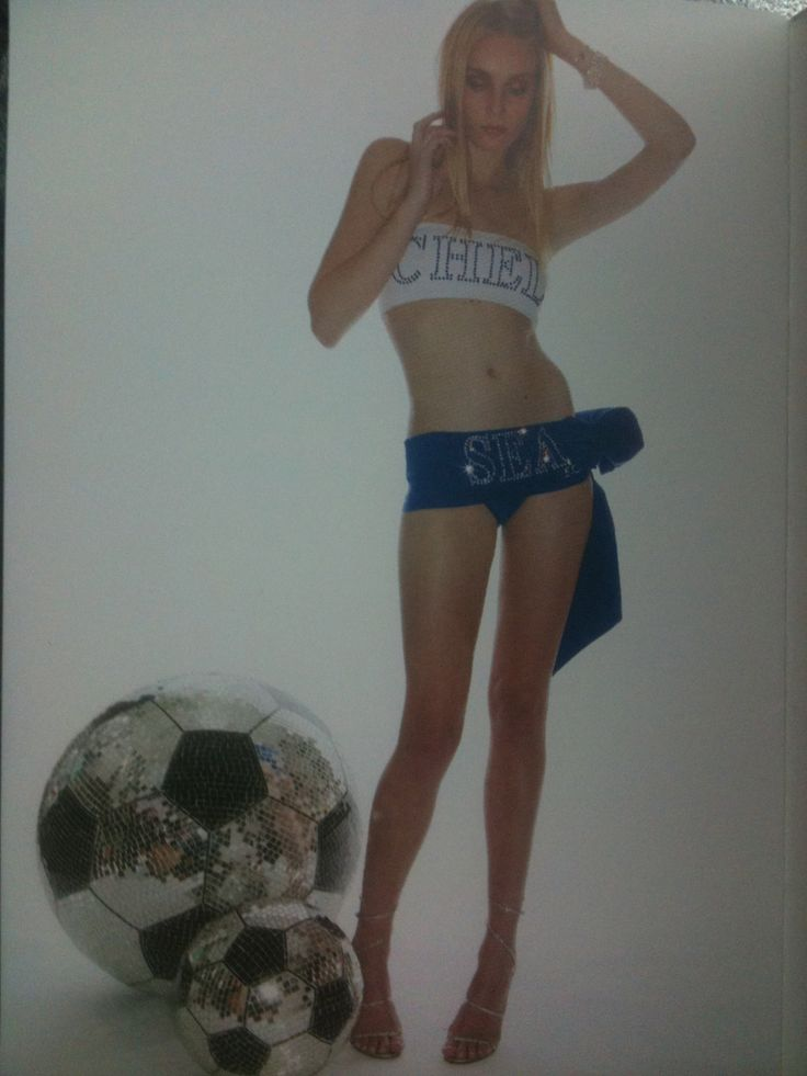 Commissioned football mirror balls for display in Selfridges
