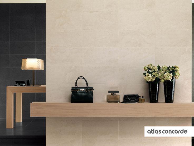 #ADVANCE Bianco Brera | #AtlasConcorde | #Tiles | #Ceramic | #PorcelainTiles