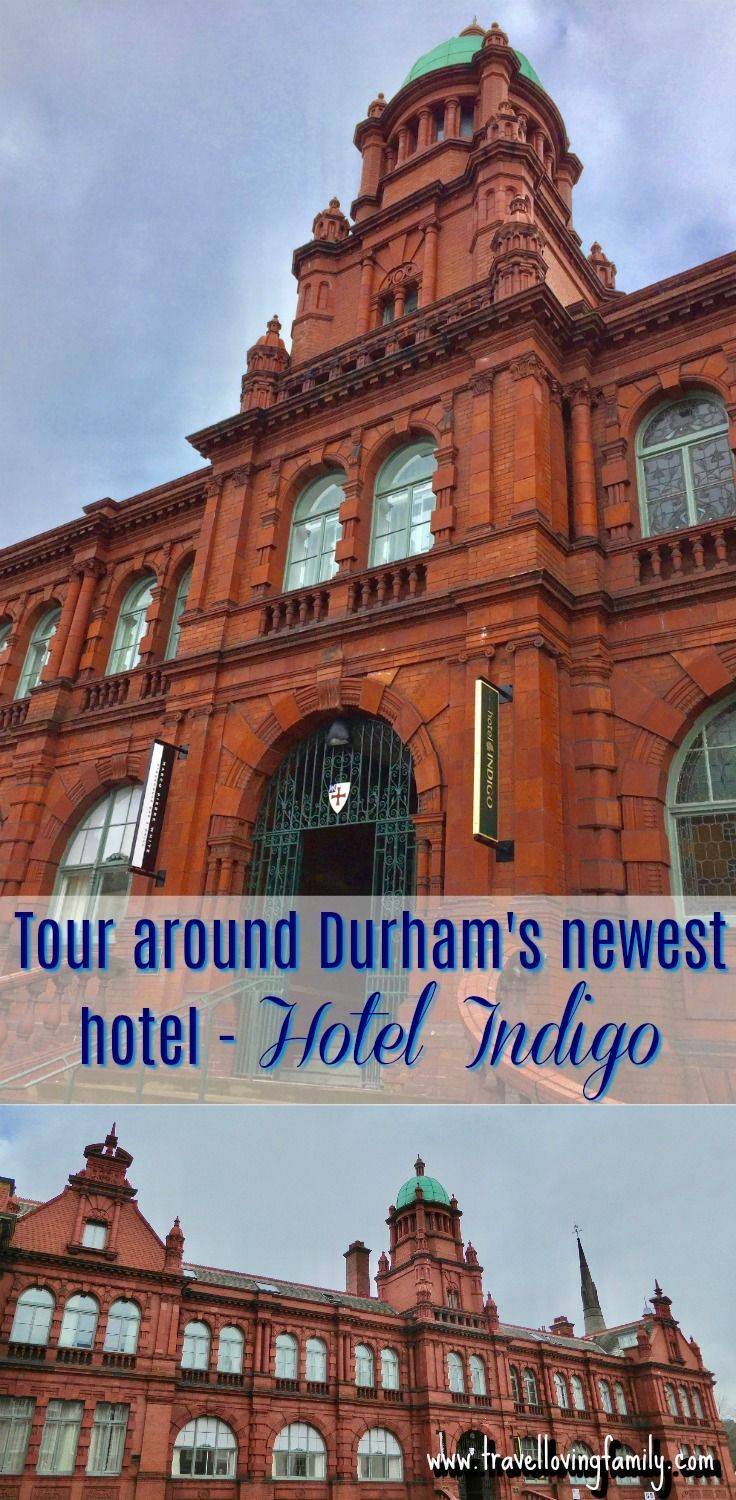 review video tour around the new hotel indigo durham family days rh pinterest com