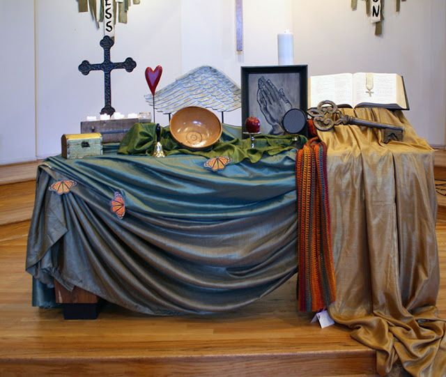 The Living Tableau-  Repentance,    Ashford United Methodist Church, Houston
