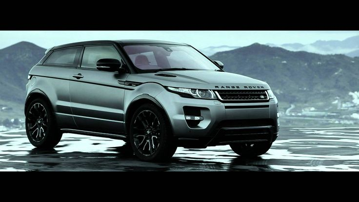 The exclusively designed Range Rover #Evoque Special Edition is the result of a collaboration between Land Rover Design, led by Gerry McGovern, and Victoria Beckham.