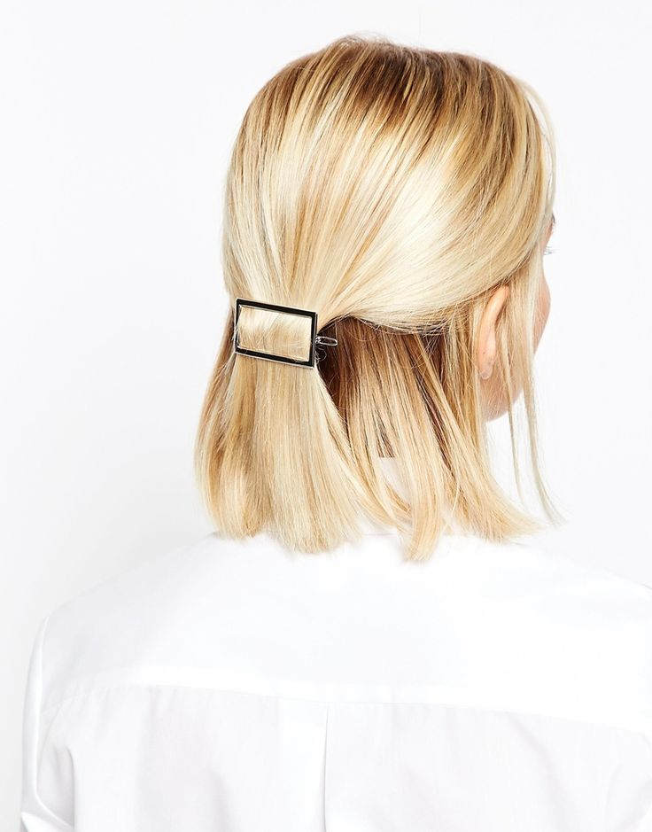 Image 1 ofLimited Edition Open Rectangle Hair Clip
