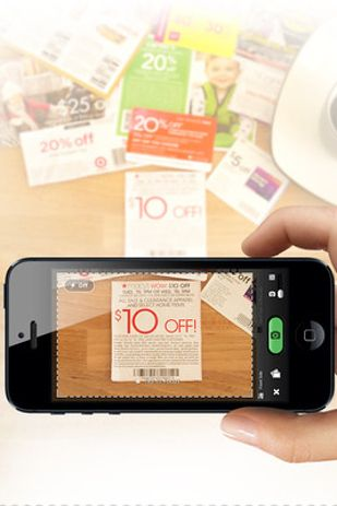 SnipSnap is an app that allows you to upload printed coupons to your phone. | How To Coupon In The 21st Century