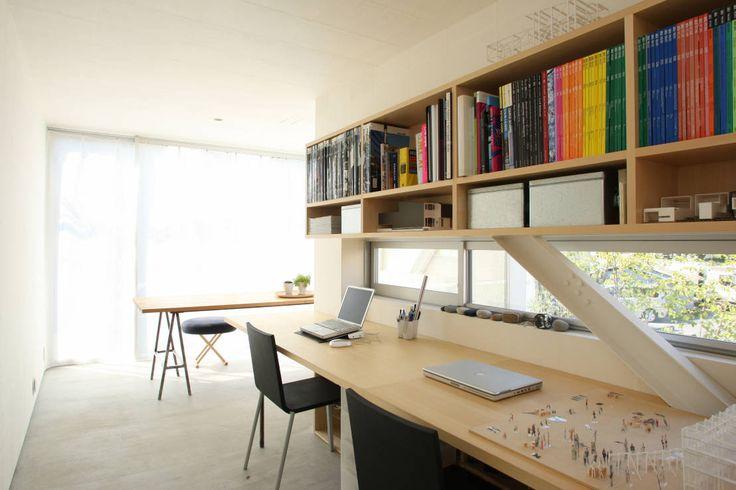 生産性の高い自宅オフィスを作るためには? #オフィス #自宅 #効率 #インテリア #homify https://www.homify.jp/ideabooks/244848