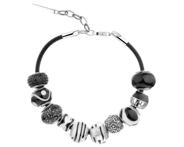 Bransoleta beads - zestaw | Apart