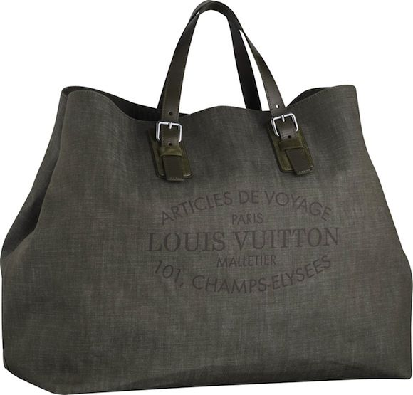I'm not a name brand kind of gal, but I love this bag! I hope it feels as good as it looks.