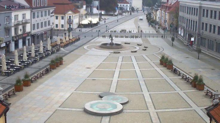 Białystok - Rynek Kościuszki - oglądaj na żywo na lookcam.com. Kamery on-line i nagrania timelapse z różnych części Europy.