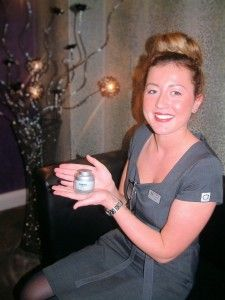 Our therapists Eve's favourite Carita Product