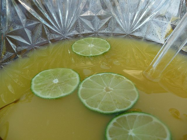 Yellow Punch Recipe