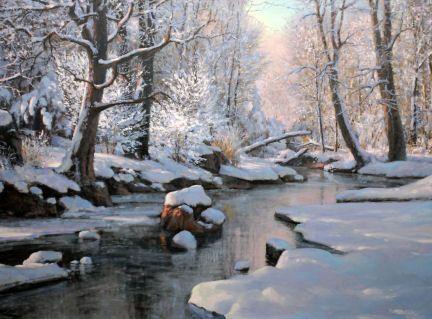 A Fresh Clear Morning by Michael Godfrey