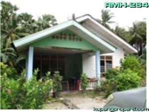 Rumah dijual di Jl. Tuatuka Kec. Kupang Timur