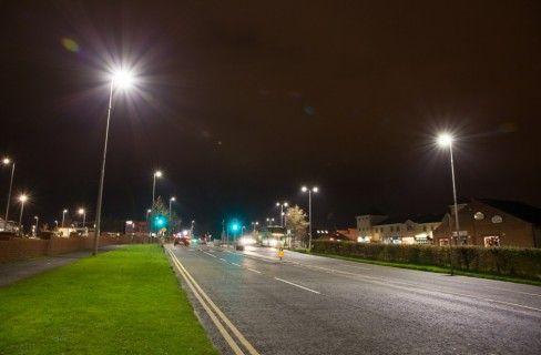 Portlaoise, città irlandese LED addicted | Tekneco