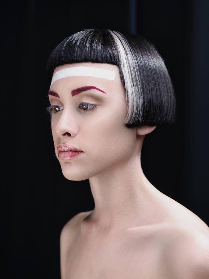 la linea bianca   hair_mua  Serena Eden