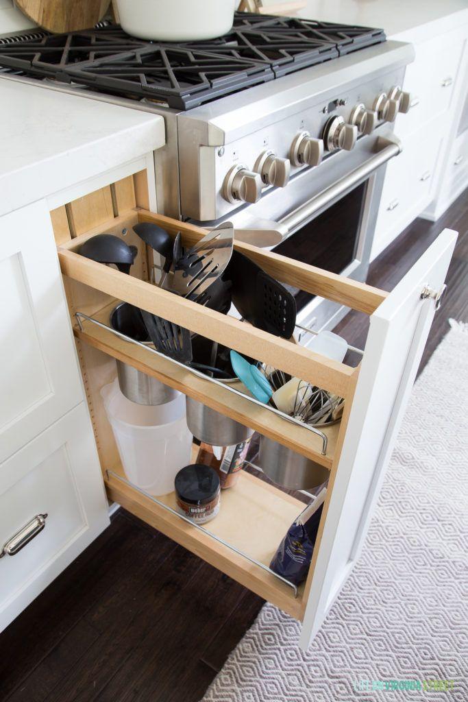 coastal kitchen reveal best of life on virginia street home decor rh pinterest com