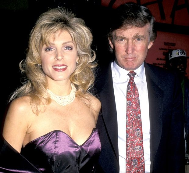 Donald Trump's Ex-Wife Marla Maples Joins 'DWTS' - Us Weekly